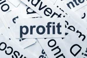 Profit concept