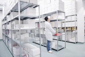 securing inventory storage